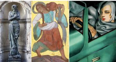Niezłomne artystki 20-lecia międzywojennego