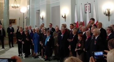 Profesor Sylwester Porowski uhonorowany przez Prezydenta RP