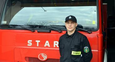 Mazowiecki Strażak Roku z Wólki Mlądzkiej o sobie i pracy