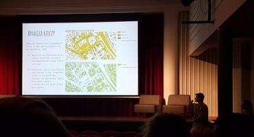 Konferencja na temat zieleni miejskiej w Otwocku