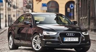 Audi A4 2012 – zmodyfikowana wersja 2012
