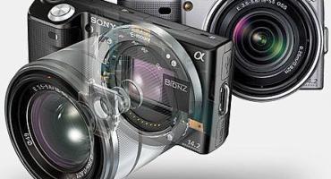 Bezlusterkowce na rynku aparatów fotograficznych