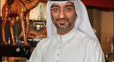 Kawa z wielbłądzim mlekiem w Dubaju