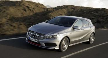 Mercedes Klasa A nowy model, najnowsza a klasa