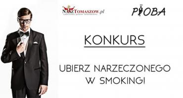 KONKURS: Ubierz narzeczonego w smoking!