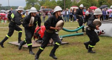 Zawody sportowo-pożarnicze OSP z gminy Boćki