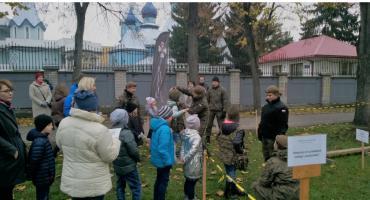 Żołnierze WOT z atrakcjami dla najmłodszych