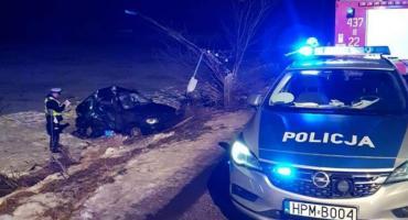 Śmiertelny wypadek we wsi Klejniki