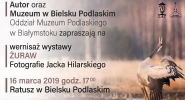 Wystawa fotograficzna Jacka Hilarskiego
