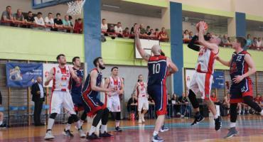 Ćwierćfinał play-off: Tur Basket Bielsk Podlaski odpadł z Politechniką Gdańską