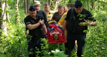 Gmina Orla: Szczęśliwy finał poszukiwań zaginionej 86-latki