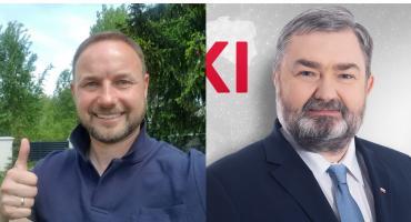W powiecie bielskim wygrywa PiS w mieście Koalicja Europejska