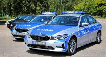 Policjanci z grupy SPEED na drogach powiatu bielskiego