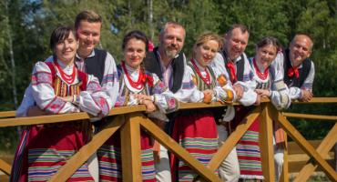 Folklorystyczne barwy Podlasia w centrum Bielsk Podlaskiego