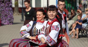 Folklorystyczne barwy Podlasia w centrum Bielska Podlaskiego