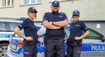 Nowi policjanci w szeregach KPP w Bielsku Podlaskim