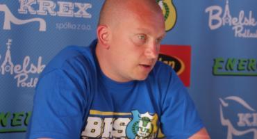 Paweł Bierżyn: Myślę, że nie zasłużyliśmy na przegraną