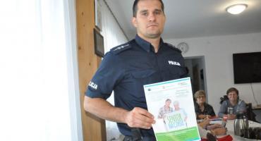 """""""Senior na czasie"""" – projekt realizowany przez bielską Policję"""