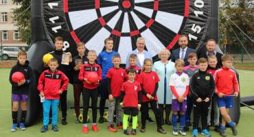 Futbol dart razem z Koalicją Obywatelską