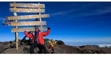 Opowieści z cyklu: W drodze na najwyższe szczyty Afryki
