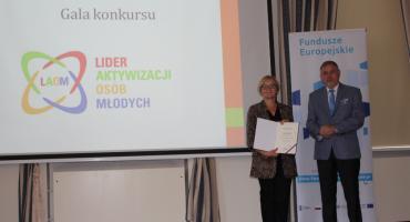 """PUP z wyróżnieniem """"Lider aktywizacji osób młodych 2019"""""""