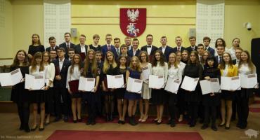 Zarząd Województwa Podlaskiego przyznał stypendia za szczególne osiągnięcia w nauce