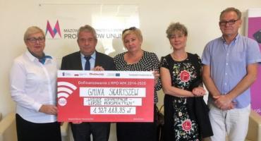 Prawie dwa miliony złotych dla Skaryszewa na realizację programu edukacyjnego