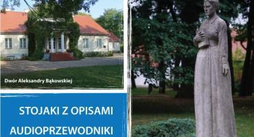 Interaktywna ścieżka edukacyjna w kompleksie dworkowo-parkowym w Gołotczyźnie
