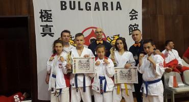 Karatecy z Ciechanowa medalistami Mistrzostw Europy!