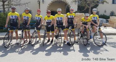 Ekipa T4B Bike Team z Ciechanowa ma nowego sponsora!