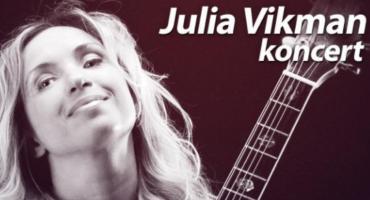 Julia Vikman - wieczór ballad i romansów w Ciechanowie