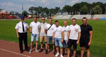 Strażacy z Ciechanowa walczyli w Mistrzostwach Województwa Mazowieckiego
