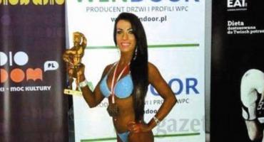 Trening w Akademii Fitness Joanny Iwaszko z Magdaleną Kowalską