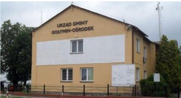 Wybory uzupełniające w Gołyminie. Dwóch kandydatów na radnego
