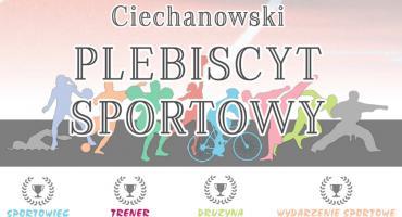 Wybierz sportowca i drużynę roku w Ciechanowie. Trwa głosowanie