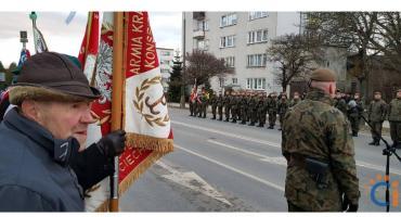 W Ciechanowie upamiętnili Żołnierzy Wyklętych [wideo/zdjęcia]