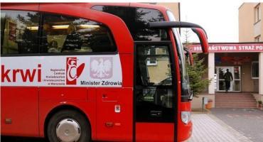 Straż Pożarna w Ciechanowie organizuje zbiórkę krwi