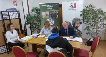 Trwa kwalifikacja wojskowa w powiecie ciechanowskim [zdjęcia]