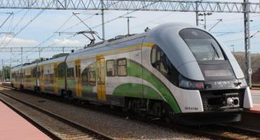 Uwaga! Od piątku utrudnienia w ruchu pociągów na linii Warszawa-Ciechanów
