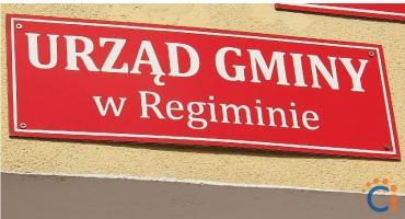 Nowy skarbnik w gminie Regimin