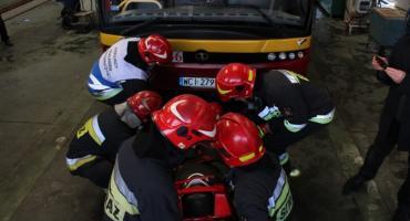 Działania straży pożarnej w miejskich spółkach [zdjęcia]