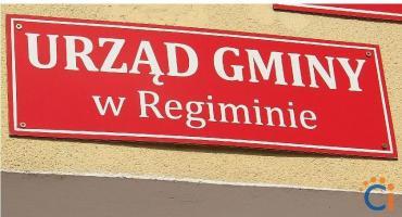 Wolne stanowiska w Urzędzie Gminy Regimin