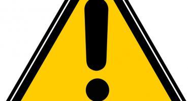 Ostrzeżenie meteorologiczne dla powiatu ciechanowskiego