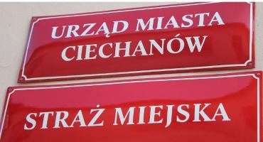Wolne etaty w ciechanowskiej Straży Miejskiej