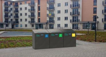 Mieszkańcy Ciechanowa przetestują inteligentne pojemniki na odpady