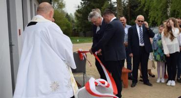 W Ujazdówku odbyło się uroczyste otwarcie świetlicy wiejskiej [zdjęcia]