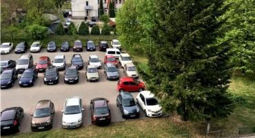 Parking przy Starostwie Powiatowym zostanie rozbudowany