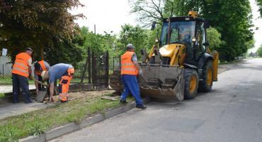 Remont chodnika i utrudnienia w ruchu na osiedlu Przemysłowe