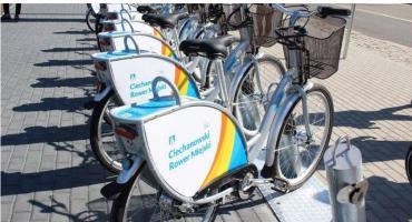 Kiedy do Ciechanowa wrócą rowery miejskie?