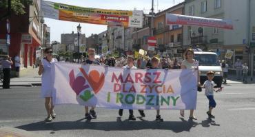 Seksedukacja to deprawacja - Marsz Dla Życia i Rodziny w Ciechanowie